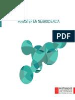 Magister Neurociencia
