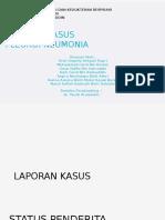 Lapsus Pleuropneumonia
