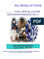 Electrical Installation Maintenance
