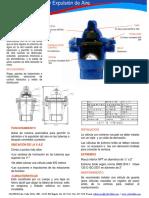 Válvulas de Control de Aire Torino