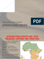 african ethnic groups ppt