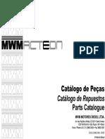 Catalogo de Peças Acteon