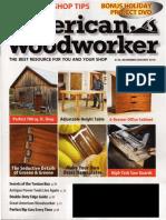 American Woodworker #145 Dec 2009-Jan 2010