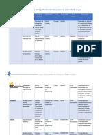 Ejemplo de Matriz Sobre Profundización de Acciones de Reducción de Riesgos