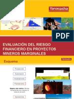 PPT YANACOCHA_EVALUACION de PROYECTOS MARGINALES_EDER LAGOS.ppt