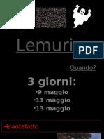 Lemuria (Presentazione)