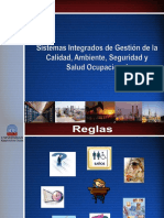 Sistema de Gestion Integrados