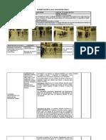 Planificacion Ed Fisica 4to Basico