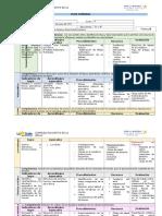 Plan Semanal Corregido Primera Semana 23-27(01-2017)