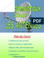 Cours Antenne l 3