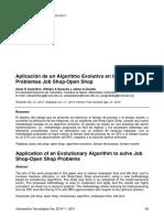 Aplicación de un Algoritmo Evolutivo en la Solución de Problemas Job Shop-Open Shop.pdf