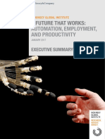 MGI a Future That Works Executive Summary