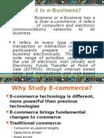 E Business(Introduction)
