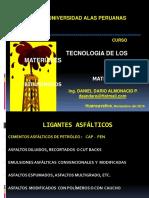 7ma Clase Tecnologia Materiales(Materiales Bituminosos). PDF