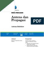 08 Antena Reflektor