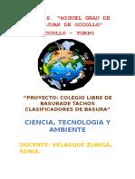 Proyecto Profesora Sonia