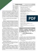 Resolución Directoral N° 0002-2017-MINAGRI-SENASA-DSV