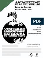 PROVA Vestibular2015 1