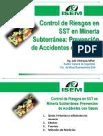 Prevención de Accidentes Con Gases