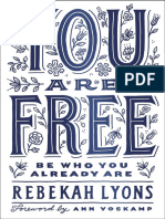 You Are Free Sample