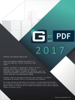 CATÁLOGO G-PRINT 2017