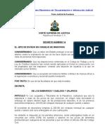 Decreto Prestamistas No Bancarios