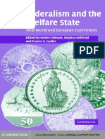 Libro Federalism and the Welfare State (1).pdf