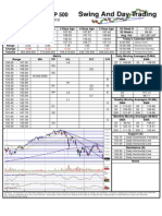 SPY Trading Sheet - Thursday, July 1, 2010