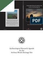 Archaeological Research Agenda Avebury