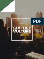 2017 Culture Vulture Trends Report