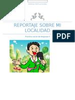 Protecto 1 Reportaje de Mi Localidad