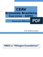 Parte II - Gabarito - Governos Militares