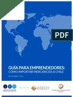 Agencia JVD Guía Para Emprendedores Cómo Importar a Chile 1
