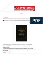 Notes and Cases on the Revised Penal Code Book I &II