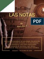 Las Notas No Existen - By Frank Lora