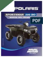 Sportsman 500 HO