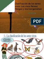 Clasificacion Ssvv 5 Reinos Hongos y Microorganismos (2)