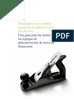 DELOITTE Modelo Gobierno 2016