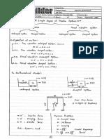 calcul dynamique sismique (brochette)