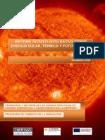 Informe Energia Solar