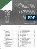 Anatomia Si Fiziologia Omului - OCR