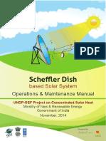 Scheffler Dish