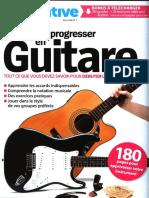 Débuter Et Progresser en Guitare