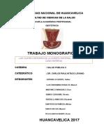 Cuatro Demoras Monografico
