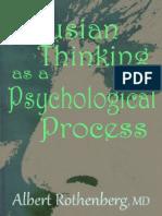 Janusian Thinking as a Psychological Process