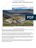 Peru, Brazil to Emerge Latin America's New Mining Gems _ MINING