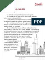 Hablemos de Las Ciudades