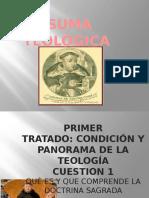 La Suma Teologica Diapos