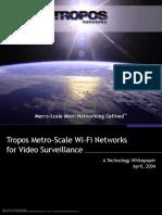 Metro Scale Video