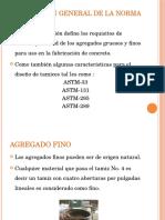 Diapositivas Normas Astm Para Tamices de Ensayo